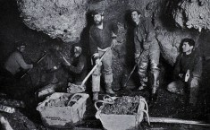 Of the roughly 30,000 who made it to Dawson City, only between 15,000 to 20,000 actually became prospectors. By the time most arrived (1898), the gold-ridden creeks had all been claimed by Yukon miners and those who came in 1897.