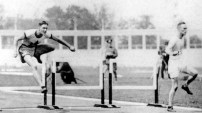 Earl Johnson won the gold medal in 110m hurdles, which no other Canadian would be able to do for another 72 years.