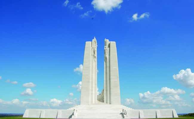 Vimy Ridge Resource Post All About Canadian History