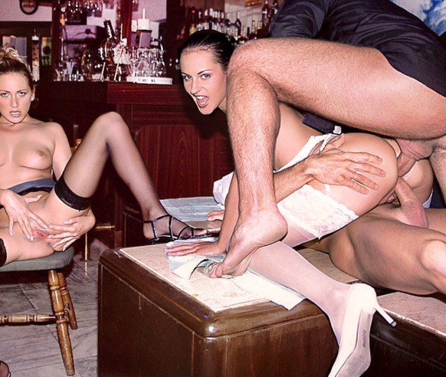 Michelle Wild And Mandy Bright Have A Legendry Dp Orgy