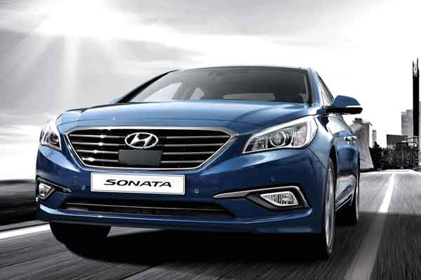 2015 Hyundai Sonata Revealed Autocar India