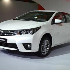 New Corolla Altis Vs Elantra Warna Agya Trd Toyota Versus Rivals: Price Comparison ...