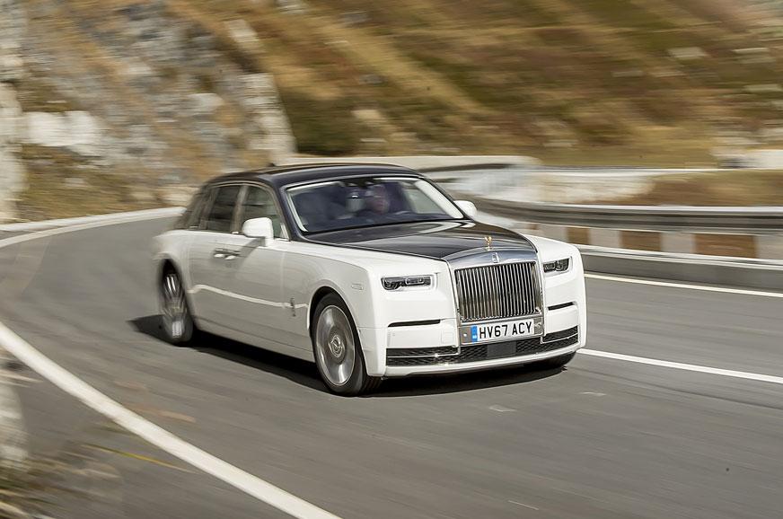 2018 Rolls Royce Phantom Review Test Drive Autocar India
