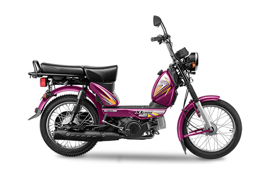 honda motorcycle wiring diagram xl100 plete 07 ford f150 radio tvs xl 100 i touch start launched at rs 36 109 autocar india