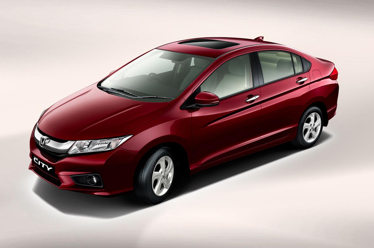 New 2014 Honda City Photo Gallery  Autocar India