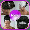 Coiffure de mariage africaine- coiffure femme apk icon