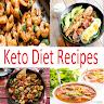 keto diet recipes -30 Days Plan icon