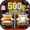 Find the differences 500 levels Apk icon