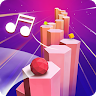 Splashy Tiles: Bouncing To The Fruit Tiles icon