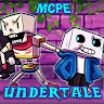 Undertale Mod for MCPE Application icon