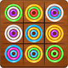 Color Rings - Colorful Puzzle Game Game icon