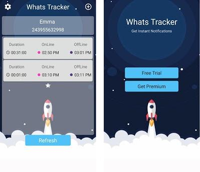 WhatsTools - Online Whats Log Tracker 1 0 2 apk download for