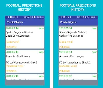 Betting tips Nigeria 1 0 apk download for Android • predict winbet