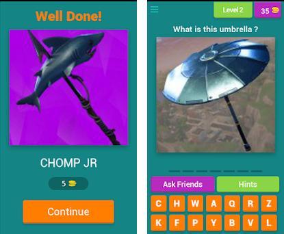 Fortnite Quiz 3 2 7z apk download for Android • com nomadsscream