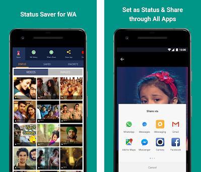 Status Video Download – Story WA - Status Saver preview screenshot