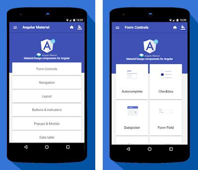 Angular Material Design 0 0 2 apk download for Android