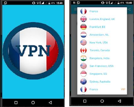 France VPN Fast & Free 5 5 apk download for Android • com FranceVPN