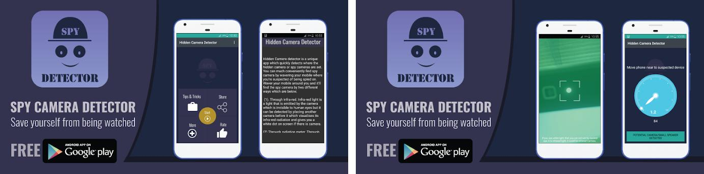 Spy Camera Finder Tiny Spy Detector 3 0 apk download for Android