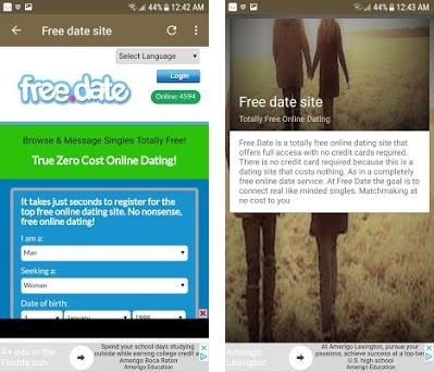 Free Date dating site 1 0 apk download for Android • com
