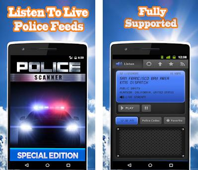 Police Radio Scanner Free 1 1 apk download for Android • com