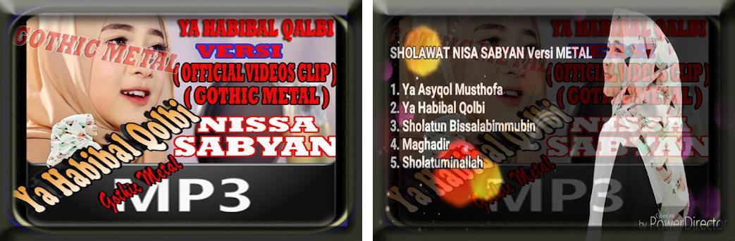 download video sholawat ya habibal qolbi mp3