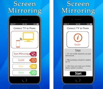 Screen Mirroring with TV : Connect Mobile With TV 1 2 apk