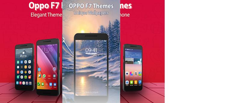 Launcher Oppo F7 Launcher themes & live wallpaper 1 0 2 apk