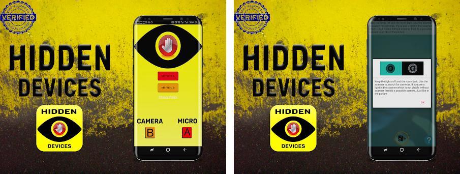 Hidden Devices Detector: Hiden Camera & Microphone 1 0 0 apk