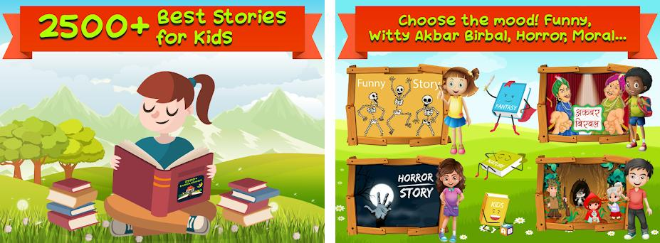 Best Short Stories for Kids: The English Story 1 4 11 apk
