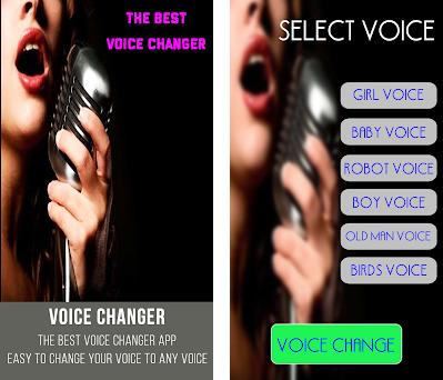 Girls Voice Changer Voice Changer 2018 1 2 apk download for Android