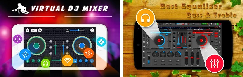 Virtual DJ Mixer 1 1 apk download for Android • midea woop virtual mixer