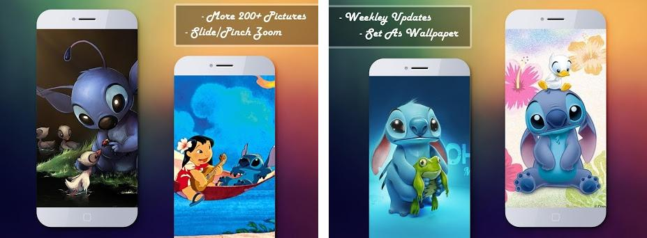 Lilo And Stitch Wallpaper Hd 1 0 Apk Download For Android Com