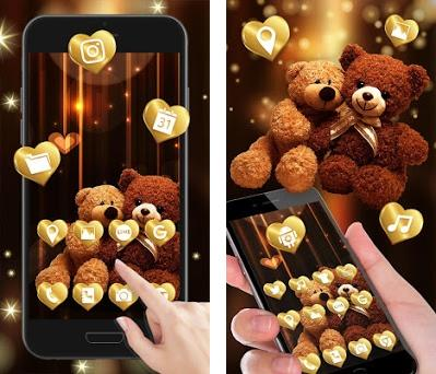 Teddy Bear Launcher Theme Live Hd Wallpapers 1 0 Apk