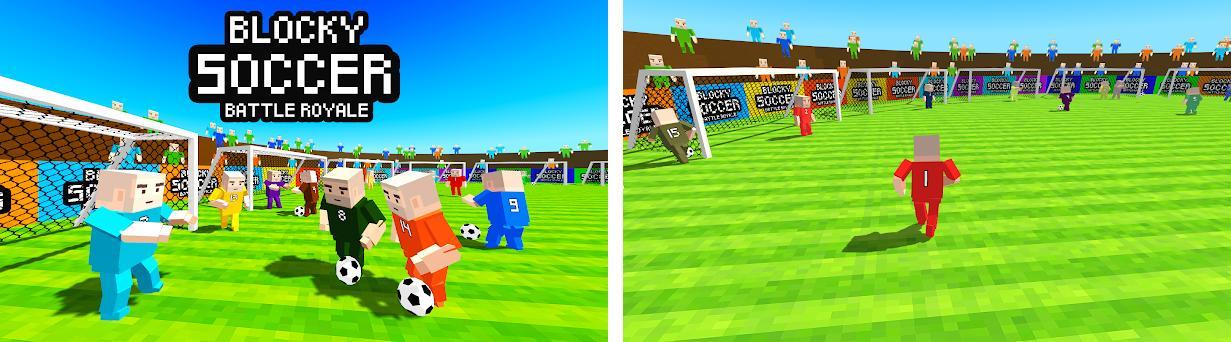 Pixel Soccer Battle Royale 2 0 apk download for Android