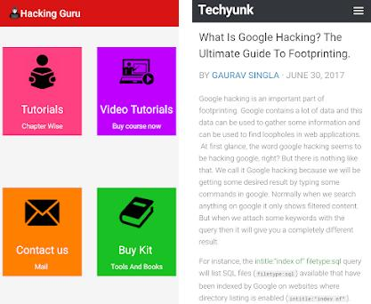 Ethical Hacking Guru 1 0 apk download for Android • apps top
