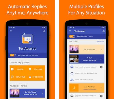 TextAssured - Auto Reply 1 0 05 apk download for Android • com