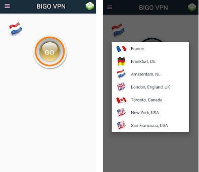 VPN - BIGO Live Chat Change Location, Using Proxy 5 5 apk
