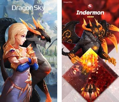 DragonSky Imagem da captura de tela
