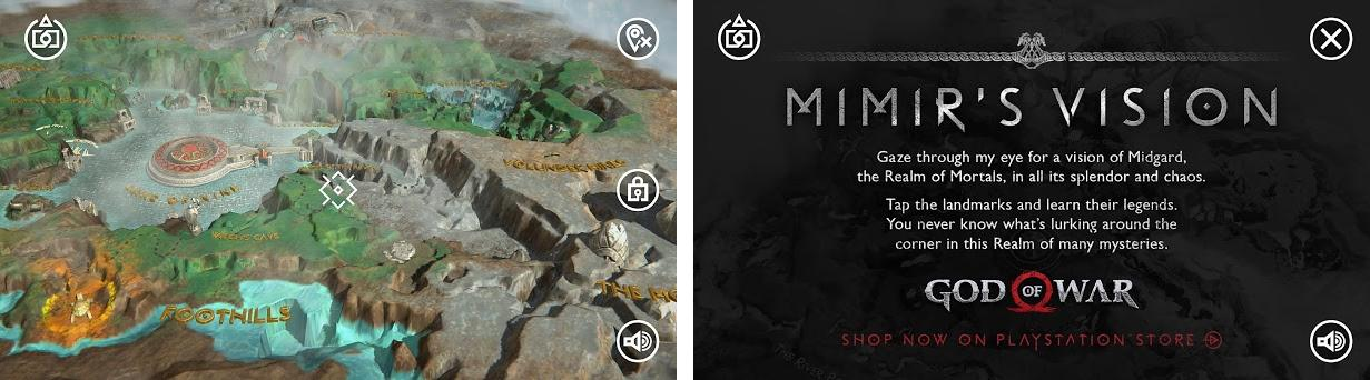 God of War | Mimir's Vision 1 3 apk download for Android