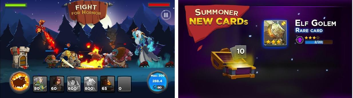 Castle Kingdom: Crush in Strategy Game Free Capturas de pantalla