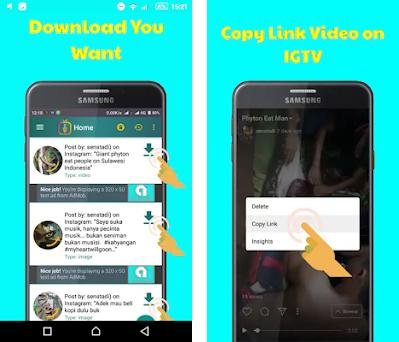 IGTV Insta Fast Downloader 5 2 apk download for Android