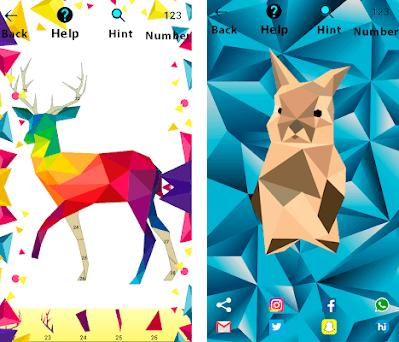 Poly Art – Color by Number (Low Poly) 2.3 apk download for Android ...
