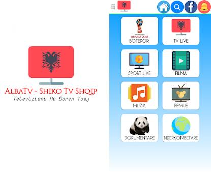 Albatv Shiko Tv Shqip 10 Apk Download For Android Albatv