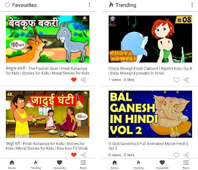 Fairy Tales and Stories Hindi - परियों की