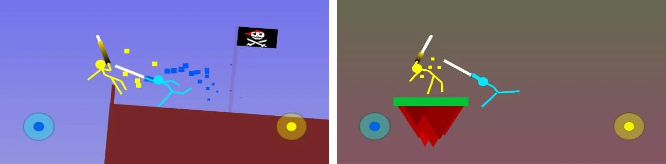 Stickman duelista supremo Capturas de pantalla
