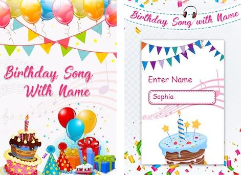 Birthday Song With Name Maker 1 0 apk download for Android • com dn