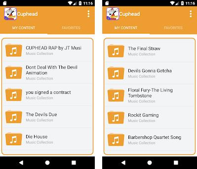 Cuphead Lyrics Full Music 1 0 apk download for Android • com