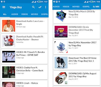 Yinga Boy Music 1 0 5 apk download for Android • org