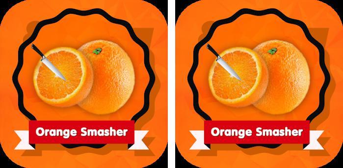 Orange Smasher preview screenshot