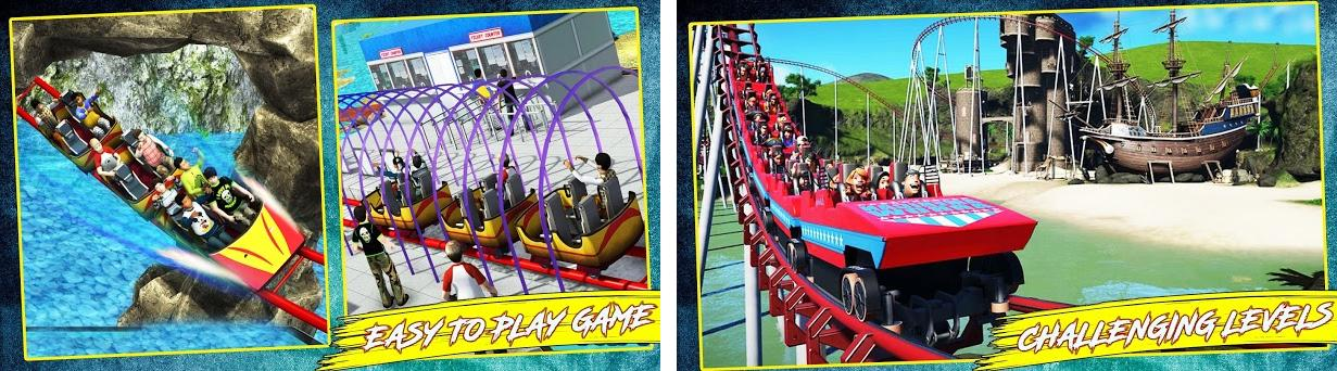 Theme Park Tycoon Games